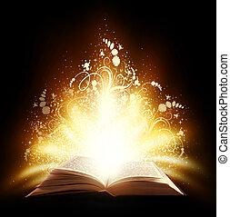 책, 마술