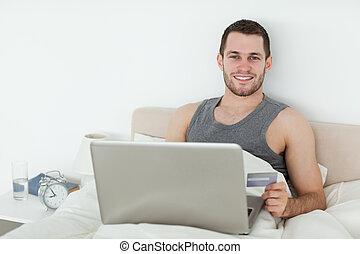 청년, 온라인쇼핑