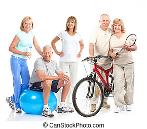체조, 적당, 건강한 생활양식