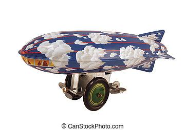 체펠린형 비행선