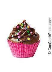 초콜릿 과자, 컵케이크