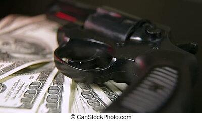 총, 와..., 돈
