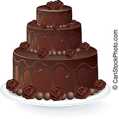 쵸콜릿 케이크