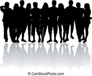 친구의 그룹