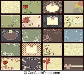 카드, 포도 수확, 사업