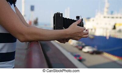 카메라, 늙은