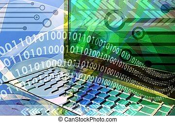 컴퓨터 기술