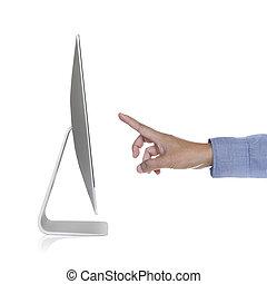 컴퓨터 모니터