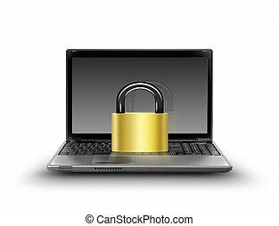 컴퓨터, 암호