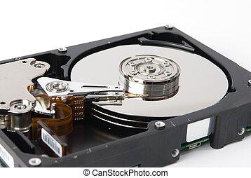 컴퓨터, 하드 드라이브