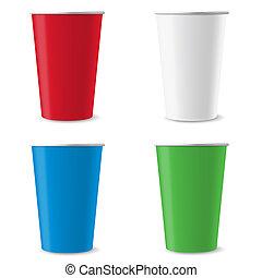 컵, 처분할 수 있는