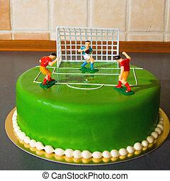 케이크, 생일, 아이