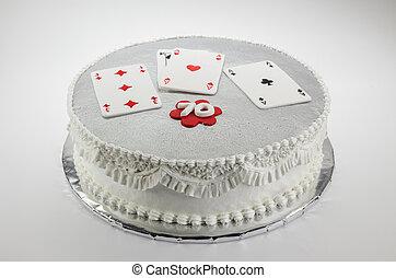 케이크, 생일 축하합니다, 70