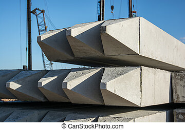 콘크리트, 더미, 강화된다