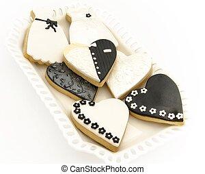 쿠키, 장식식의