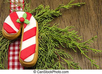 쿠키, 크리스마스