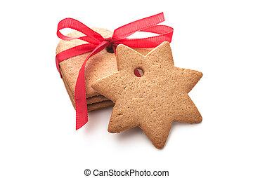 쿠키, 크리스마스, shortbread