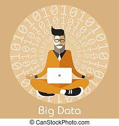 크게, 숙려, 유행을 좇는 사람, 자료