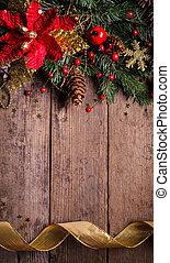크리스마스, 경계, 디자인