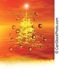 크리스마스 나무