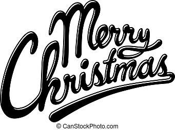 크리스마스, 명랑한