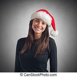크리스마스, 여자 실업가