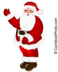 크리스마스, 은 이다, 도래