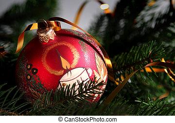 크리스마스, 전구