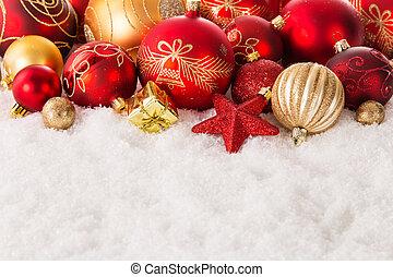 크리스마스 정물