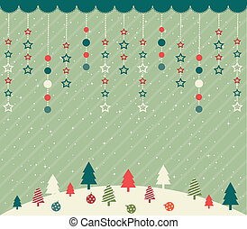 크리스마스 카드, 인사