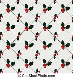 크리스마스, 패턴
