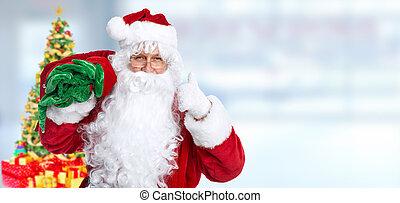 크리스마스, santa, claus.