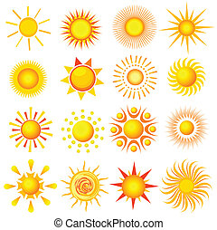 태양, 아이콘
