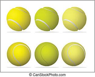 테니스 공