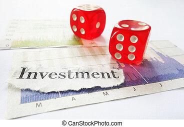 투자, 위험