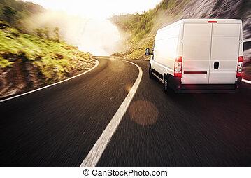 트럭 수송