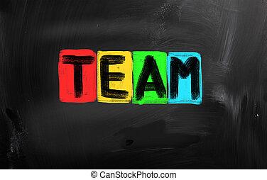 팀, 개념