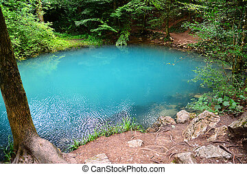 파랑 호수