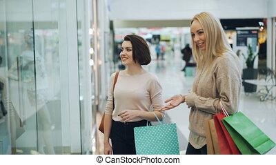 판매, 고객, 쇼핑, 간담, 뾰족하게 함, 사람, 토론, concept., 소녀, 속옷, 수집, 실소., ...
