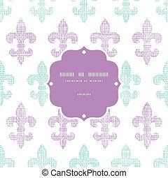 패턴, 떼어내다, de, 스트라이프, fleur, 직물, seamless, 배경, 리, 구조