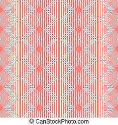 패턴, 벽지, 벡터, seamless, 배경