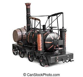 포도 수확, 기차, 장난감