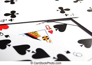 포커, 카드 놀이