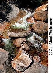 폭포, 폭포, 요세미티 국립 공원