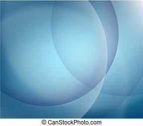 푸른 배경