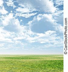 풍경, 봄