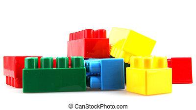 플라스틱 장난감, 구획
