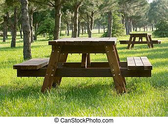 픽크닉 테이블