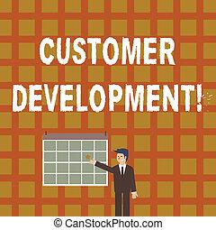 필적, 원본, 고객, development., 개념, 의미, 형식적이다, 방법론, 치고는, 건물, 사업,...