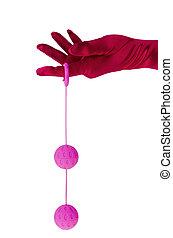 핑크, 성, 장난감